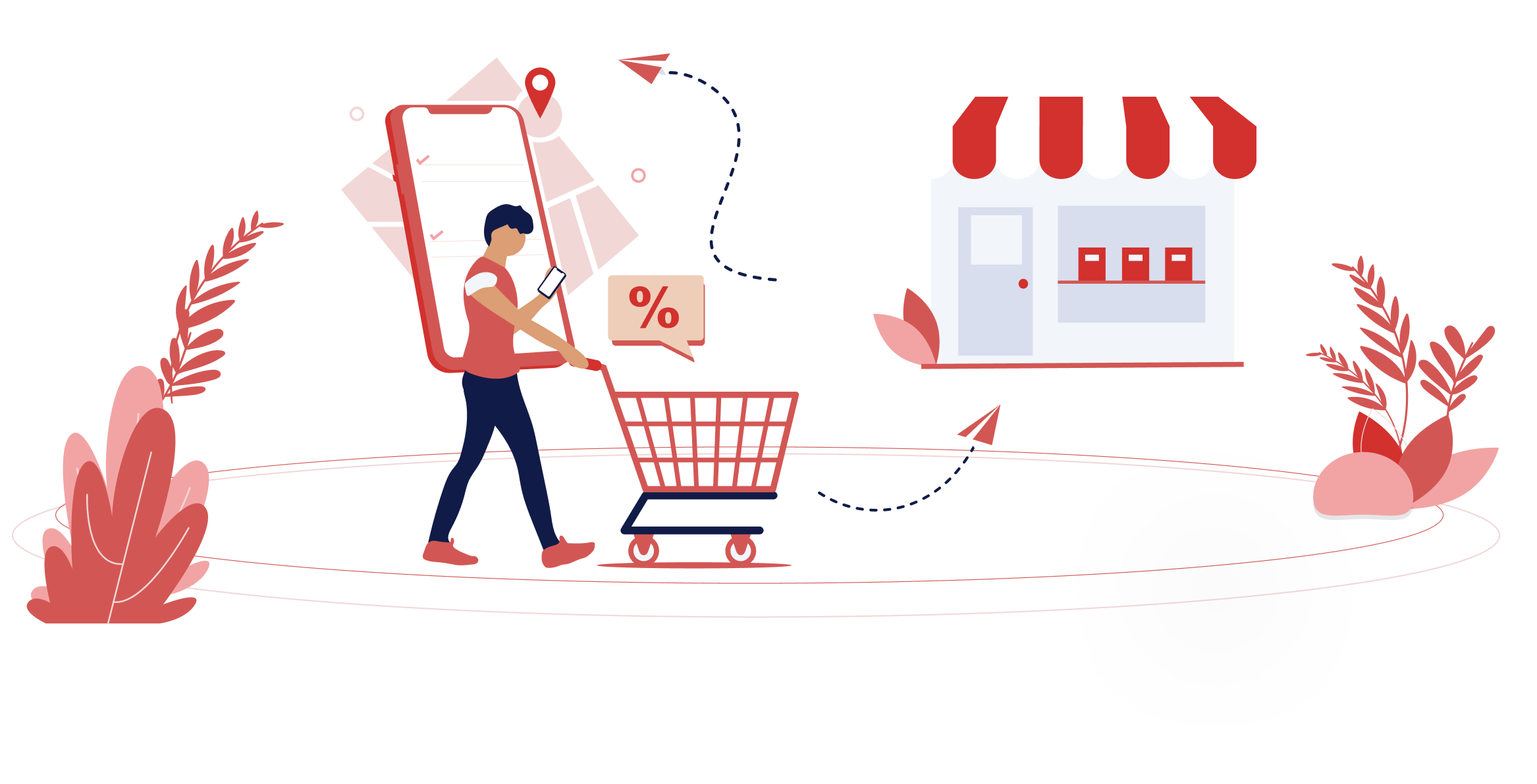 DRIVE-TO-STORE STRATEGY