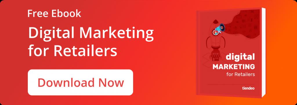 Ebook digital marketing for retailers