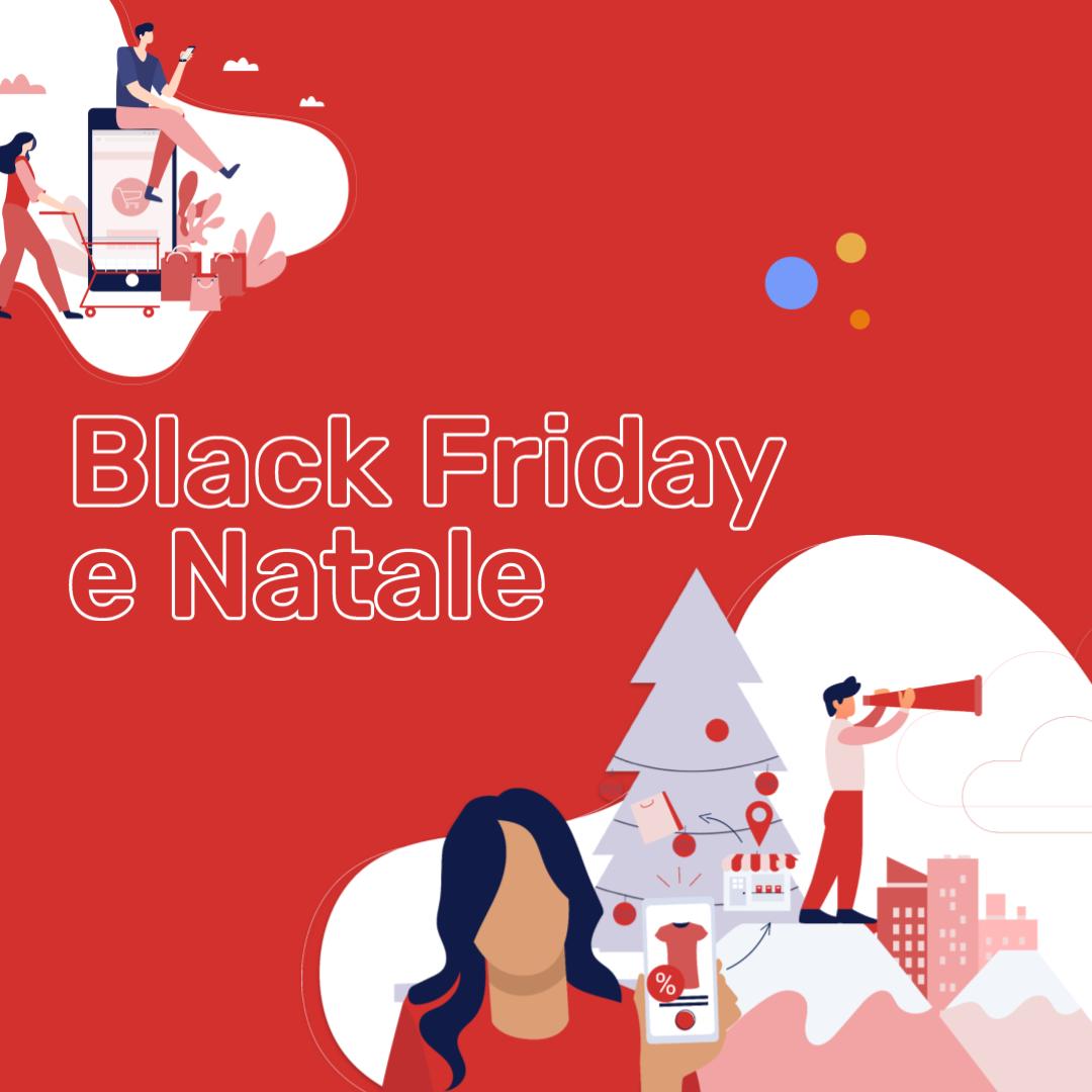 migliori pratiche di marketing digitale Black Friday e Natale