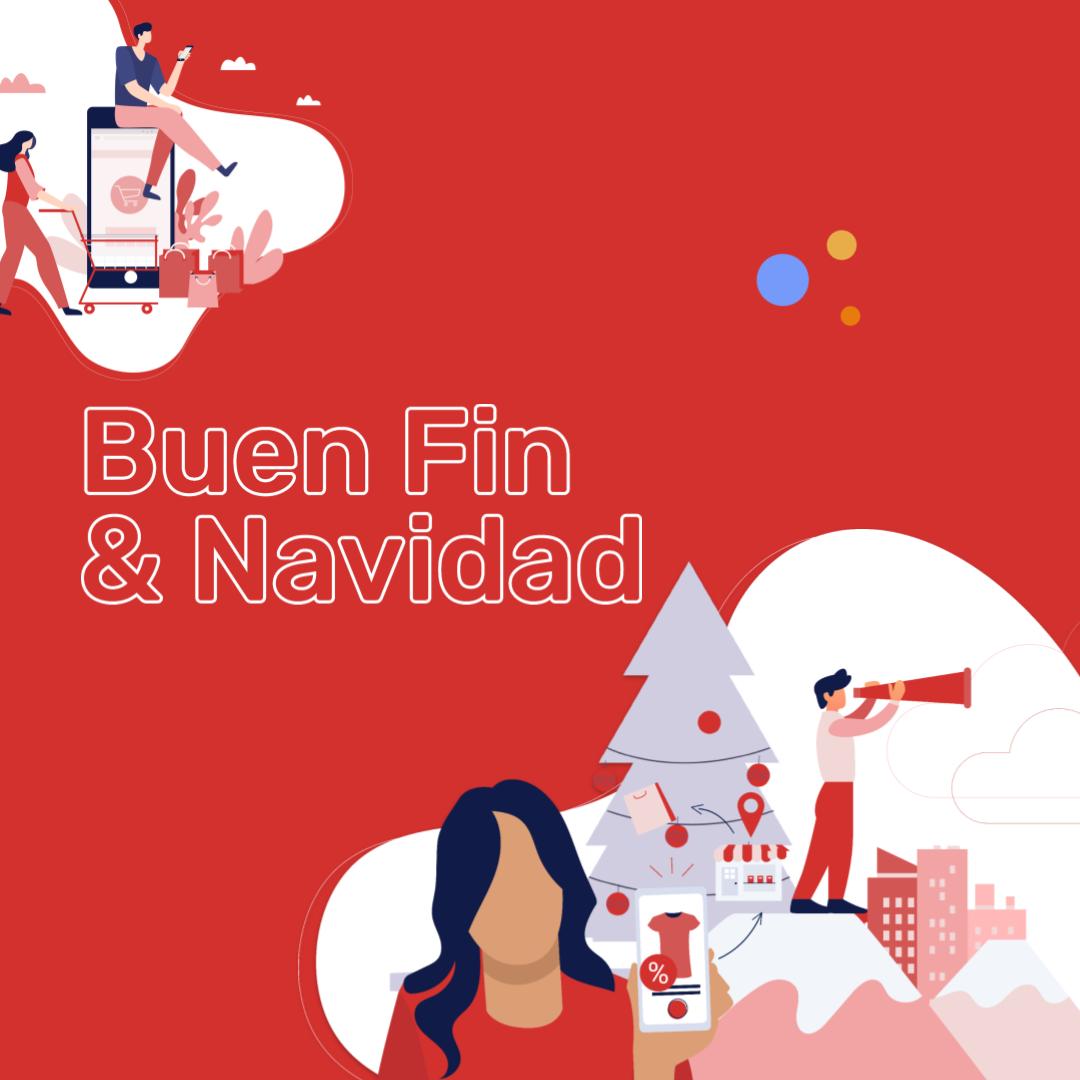 best practices digital marketing Buen Fin y Navidad